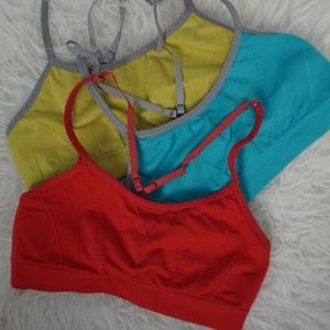 Forever 21 Intimates & Sleepwear - SOLD Bundle of 3 Small Sports Bras